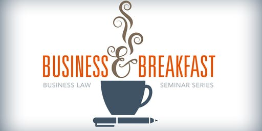 Business & Breakfast: Succession Planning