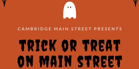 Trick or Treat on Main tickets