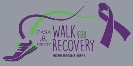 Overdose Awareness Vigil & 10th Annual Walk for Recovery tickets