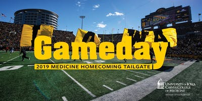 UI Carver College of Medicine Homecoming Tailgate