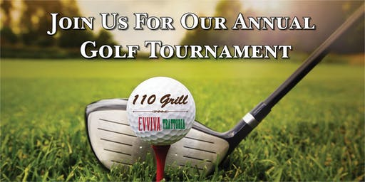 110 Grill and Evviva Trattoria Golf Tournament