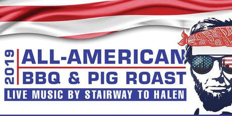 All-American BBQ & Pig Roast tickets