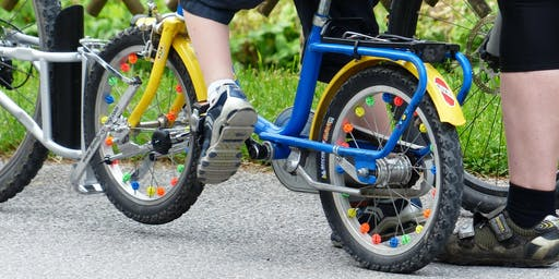 Beginner Biking Fun Skills - Arlesdene Family Centre - 16/08/2019 - 11:15-12:15