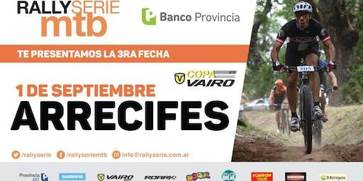 Rallyserie Copa Vairo - Arrecifes 2019