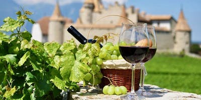 The Shanty's 'The French Paradox' A French Wine & Cuisine Pairing Event