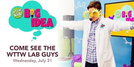 WTTW Kids: Big Idea Show tickets