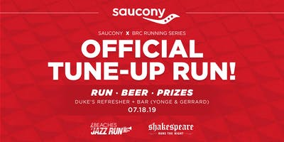 Saucony x BRC Running Series | Official Tune-up Run!
