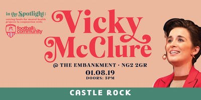 In the Spotlight: Vicky McClure