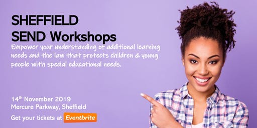 SHEFFIELD - Special Educational Needs Workshops