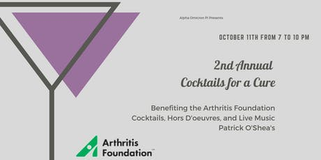 2nd Annual Cocktails For A Cure tickets