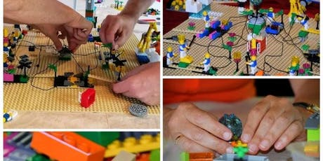 Donnez des mains à votre cerveau avec le Lego© Serious Play© billets