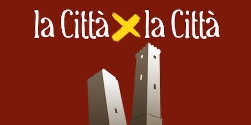 La Città per la Città - Facciamo la nostra parte!