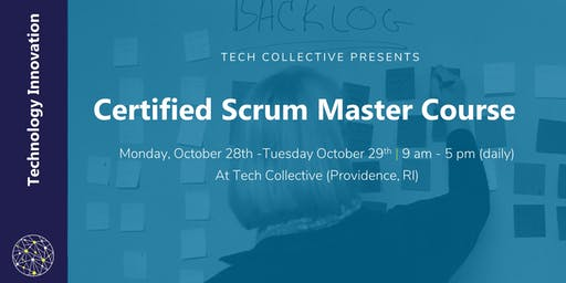 Agile: Certified Scrum Master Course (CSM)