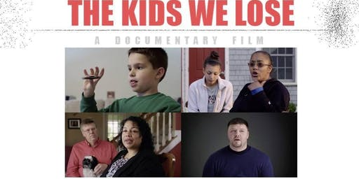 The Kids We Lose Community Screening