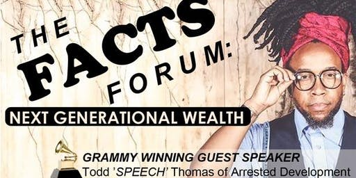 The Facts Forum: Next Generational Wealth & Building Equity in Music