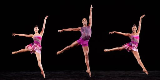 "School-Day Lecture/Performance: Dance Theatre of Harlem, ""The Art and Science of Ballet"""