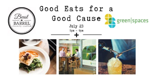 Good Eats for a Good Cause!