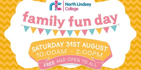 North Lindsey College Family Fun Day  tickets