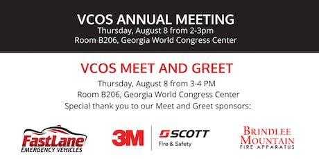 VCOS Annual Meet and Greet tickets
