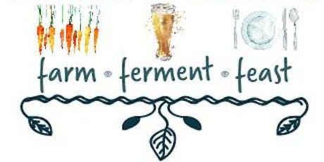 Farm, Ferment, Feast - A Harvest Beer Dinner tickets