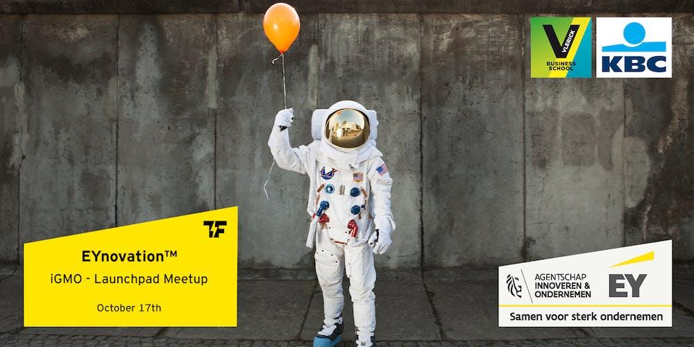 EYnovation™ | Vlerick Launchpad Meetup Tickets, Thu, Oct 17, 2019 at