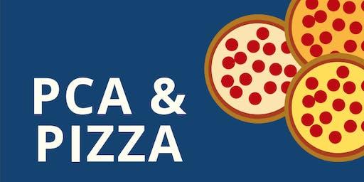 PCA & Pizza