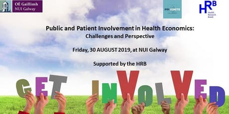 Public and Patient Involvement (PPI) in Health Economics Research tickets