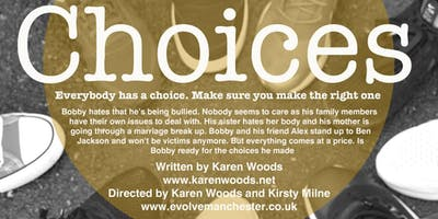 Choices: Manchester Youth Zone Performance