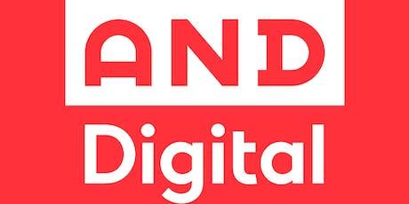 Halifax Digital Festival: AND Digital Journey Workshop tickets
