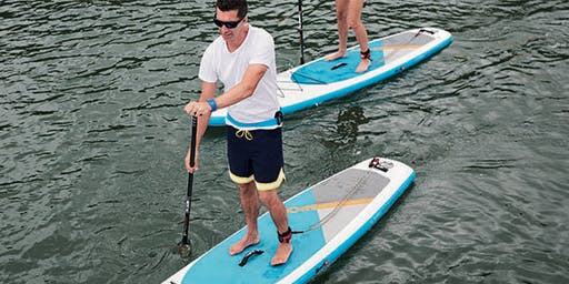 Paddleboard Social - River Hamble