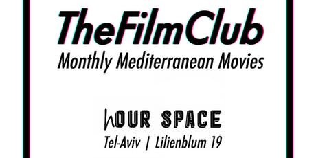 The Film Club by hOUR SPACE tickets