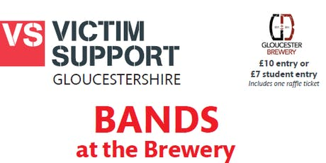 Victim Support Presents... BANDS at the Brewery tickets