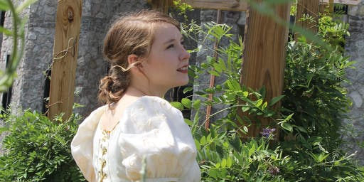 """""""When Shakespeare's Ladies Meet"""" Live Theatre with Lunch @ The Kentucky Castle"""