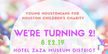 YHHCC's 2nd Birthday Bash! tickets