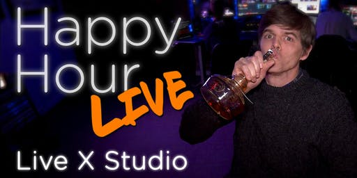 LIVE X  Happy Hour Live! with special guest, Suite Spot