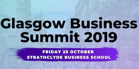 Glasgow Business Summit tickets