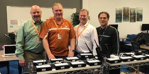 "IncubatorCTX Speaker Series - Bill Alderson, HOPZERO: ""Finding Your Cyber Security Programs Most Vital Mission"""
