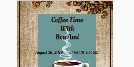 Coffee Time with Bon Ami - New Iberia LA tickets