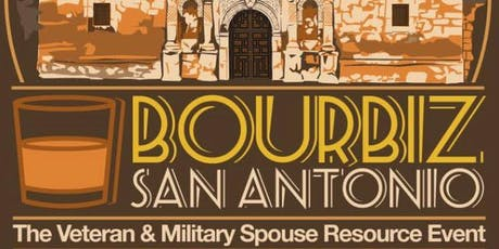 Bourbiz San Antonio (Veteran/Mil Spouse Resource Event) tickets