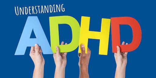 Parent Seminar: Understanding ADHD