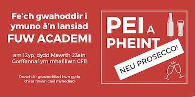 FUW Academi Launch