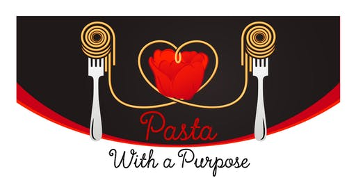 Pasta With a Purpose Dinner for the Red Tulip Project