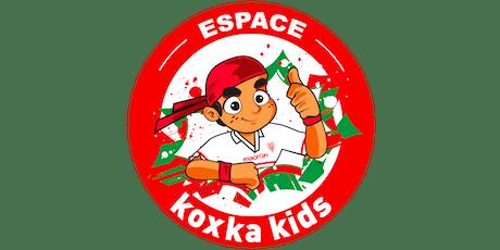 ESPACE KOXKA KIDS / Biarritz - Angoulême billets