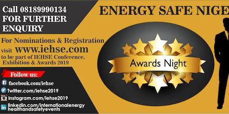 Energy Safe Nigeria Awards & Gala Night 2019 tickets