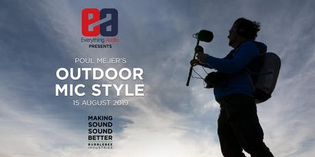 Bubblebee Industries: Outdoor Mic Style with Poul Mejer tickets