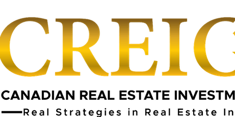 CANADIAN REAL ESTATE INVESTMENT CLUB Monthly Event - 3rd Official Club Meeting tickets