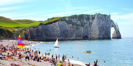 Etretat : Plage & Falaises - LONG DAY TRIP - 4 août tickets