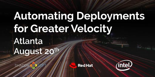 Automating Deployments for Greater Velocity