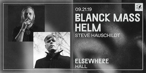 Blanck Mass + Helm @ Elsewhere (Hall)