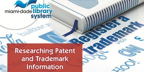 USPTO Patent Resource Center Info Session tickets